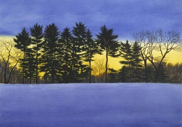 """Field of Dreams For Greenvale"" by Barbara Ernst Prey."
