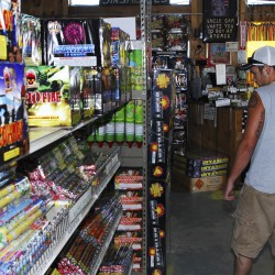 Use, sale of fireworks banned in Augusta
