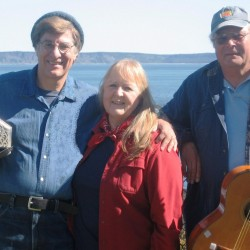 The trio From Away Downeast will perform sea chanteys to mark Penobscot Bay Day, a full day of free events at Penobscot Marine Museum, July 23.