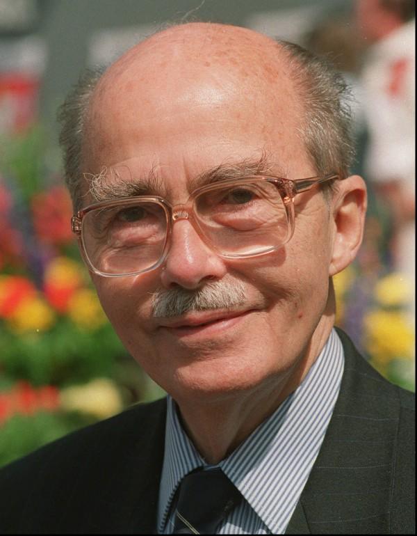 Otto von Habsburg in 1992