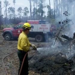 Maine firefighters battle wildfires in Oregon as smoke continues to drift east over New England
