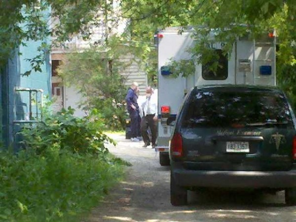 Police were investigating the death of a woman in Lewiston on Tuesday. The woman's body was discovered at 417 Main Street on Tuesday morning after it was reported to police late Monday night. Both Lewiston and Maine State Police investigators were on the scene. Police have said the death is suspicious.