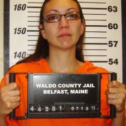 Frankfort woman whose dog killed baby arrested again