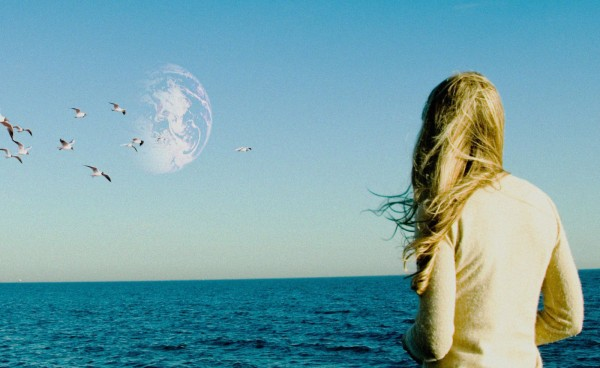 "Mike Cahill's ""Another Earth,"" the closing night film at this year's Maine International Film Festival, is a sci-fi indie movie centered around the discovery of a duplicate Earth."