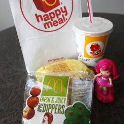 McDonald's Happy Meal character generates alarm on social media
