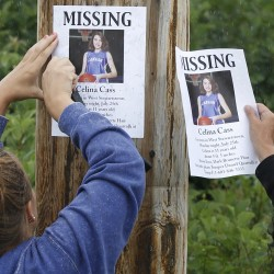 Divers search NH pond for sign of missing girl, 11