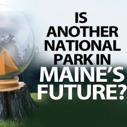 Maine people weigh in on proposed national monument at packed forums