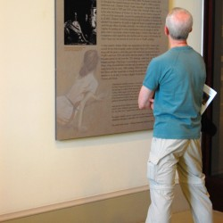 Wyeth's art featured in two shows