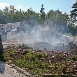 Faulty furnace likely cause of fire that destroyed Bangor mobile home