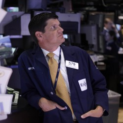 Dow up 423 as Wall Street whipsaws again