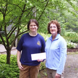 Bank supports tanglewood