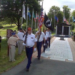Bangor ceremony marks anniversary of Korean War armistice