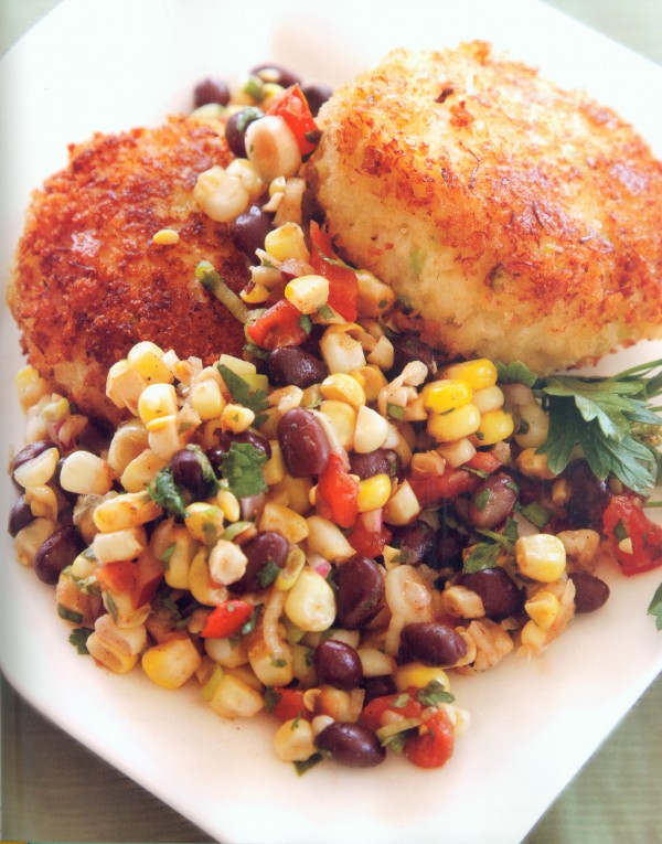"Recipes in ""The Maine Summers Cookbook"" by Linda Greenlaw and Martha Greenlaw include Fresh Maine Sweet Corn Salsa."
