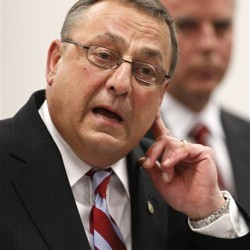 At 9/11 remembrance ceremony, LePage asks Mainers to pray for peace