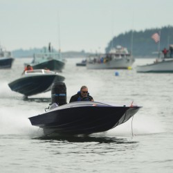 Eastport lobster boat races thrill hundreds of spectators