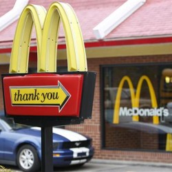 McDonald's to make Happy Meals more healthful