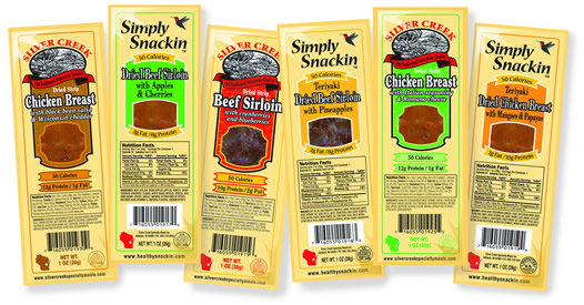 Silver Creek meat snacks