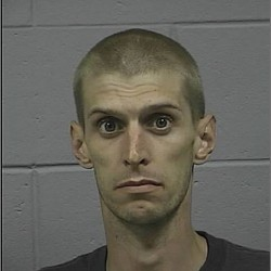 Greenbush man arrested in bank robbery