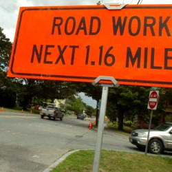 Bangor digs deep to fund long overdue road paving project