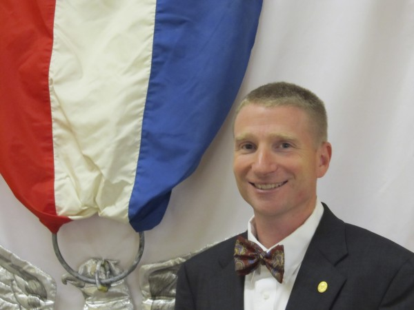 Marshall Steinmann became the executive director of the Katahdin Area Council, Boy Scouts of America, on June 16 in Orono.