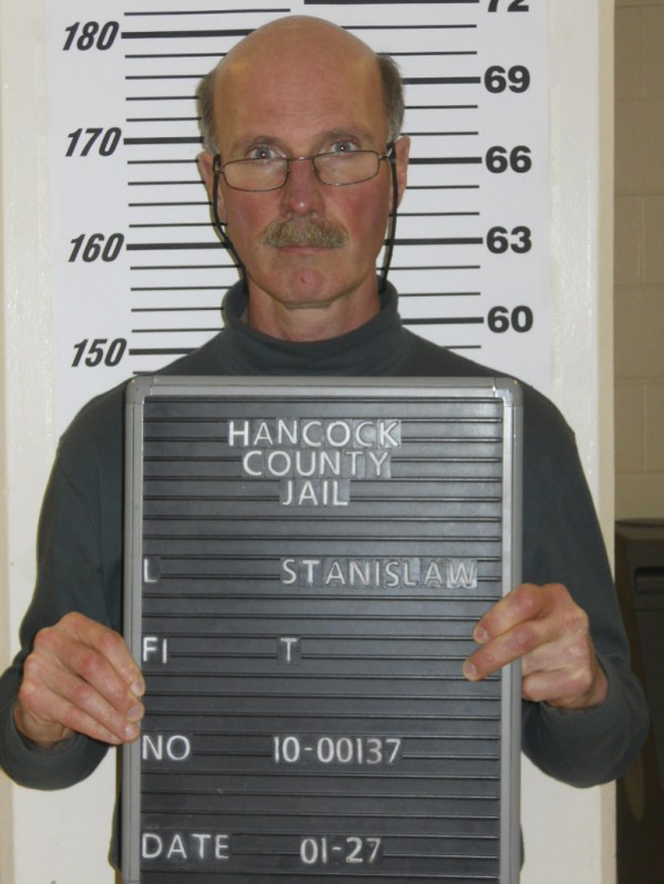 Theodore Stanislaw, 51, Blue Hill.