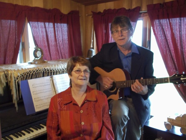 Brother and sister Sybil Clement Wentworth and Phil Clement will perform at 3 p.m. Sunday, July 10, at the Rockville Community Chapel in Rockport.