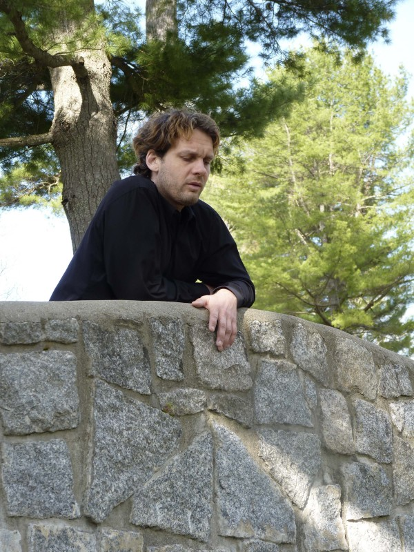 Greg Mihalik plays Hamlet in Ten Bucks Theatre's production of &quotShakespeare under the Stars,&quot set for July 28-31 at Indian Trail Park in Brewer and Aug. 4-7 at Fort Knox in Prospect.