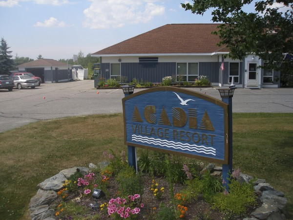 More than 60 timeshare units within Acadia Village Resort in Ellsworth have been put up for sale by the city due to the owners' failure to pay property taxes for several years. Although not unusual, it is become less common for municipalities to be responsible for collecting property taxes on individual timeshare units.