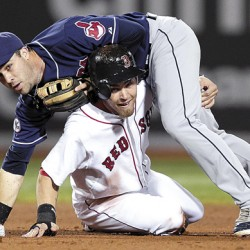 Ellsbury lifts Red Sox by Indians in ninth