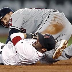 Indians' Masterson snaps Boston's seven-game winning streak