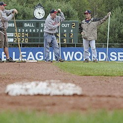Senior League World Series director has game plan if rain hits tourney