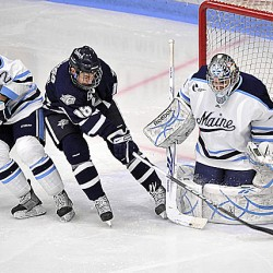 Maine hockey team to play its second Frozen Fenway game in January 2014