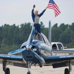 Nominate a 'Hometown Hero' for ride in fighter jet during Brunswick air show