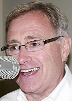 WAEI sportscaster Rich Kimball.