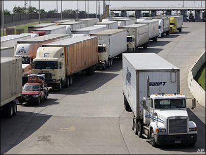 A shortage of qualified truckers is expected to hit record levels, leading to higher wages.