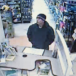 Man with knife robs Camden pharmacy