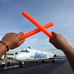 Allegiant Air inaugurates non-stop Bangor-to-Fort Lauderdale flights
