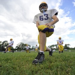 Football preview: Young Golden Bucks have a tough act to follow