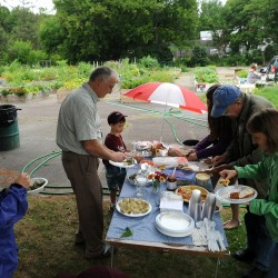 Local Solutions Garden Party, Bar Harbor
