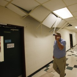Mainers feel the effects of Va. quake
