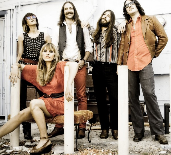 Grace Potter & the Nocturnals is one of the bands that will headline KahBang's two-day music festival on the Bangor Waterfront on Aug. 12 and 13.