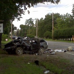 South Berwick man killed in head-on collision with oil truck in Corinth