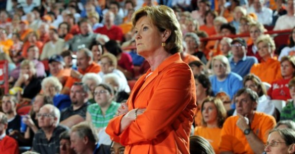 Pat Summitt has eight national championships at Tennessee.