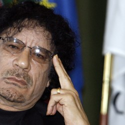 Gadhafi defiant as NATO bombards capital