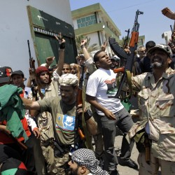 Travesty of justice in Libya