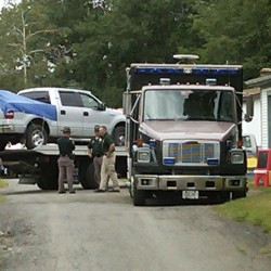 Man who lived with killed NH girl faces charges