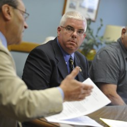 Milo selectmen appoint new police chief