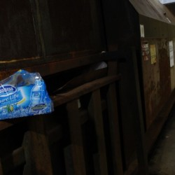 'Water dumping' Bangor man upset after police stop his bottle return