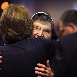 Nursing organization honors Sister Mary Norberta