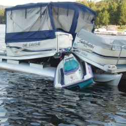 Teenage Jet Skiers charged with operating while drunk on Sebago Lake